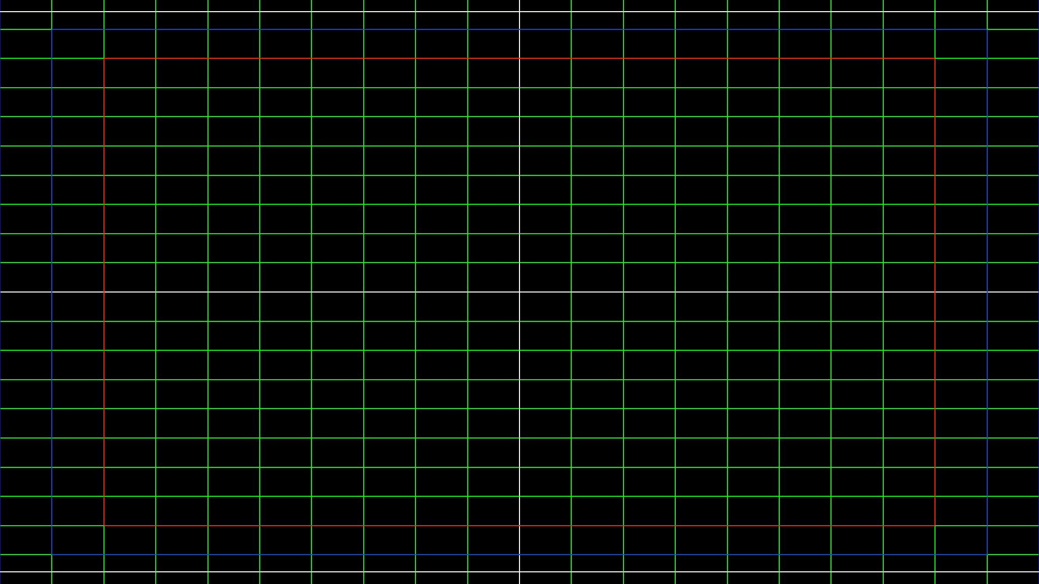 Random Freebies – 2K 1 85 Title Safe Overlays | Final Cut Pro X Babbling